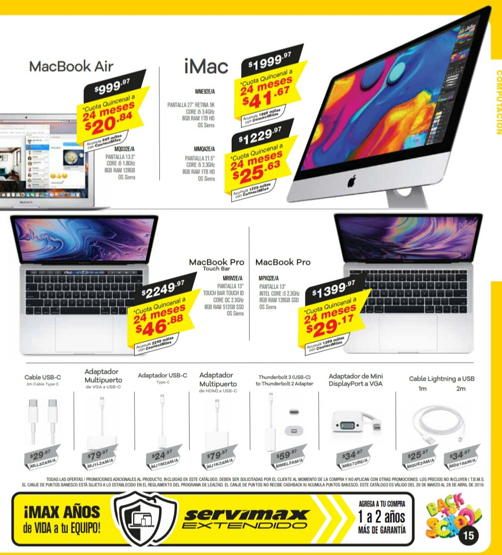 Catalogo Multimax Abril 2019 pagina 15