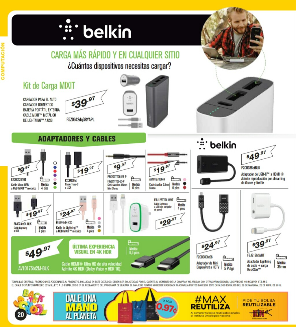 Catalogo Multimax Abril 2019 pagina 20