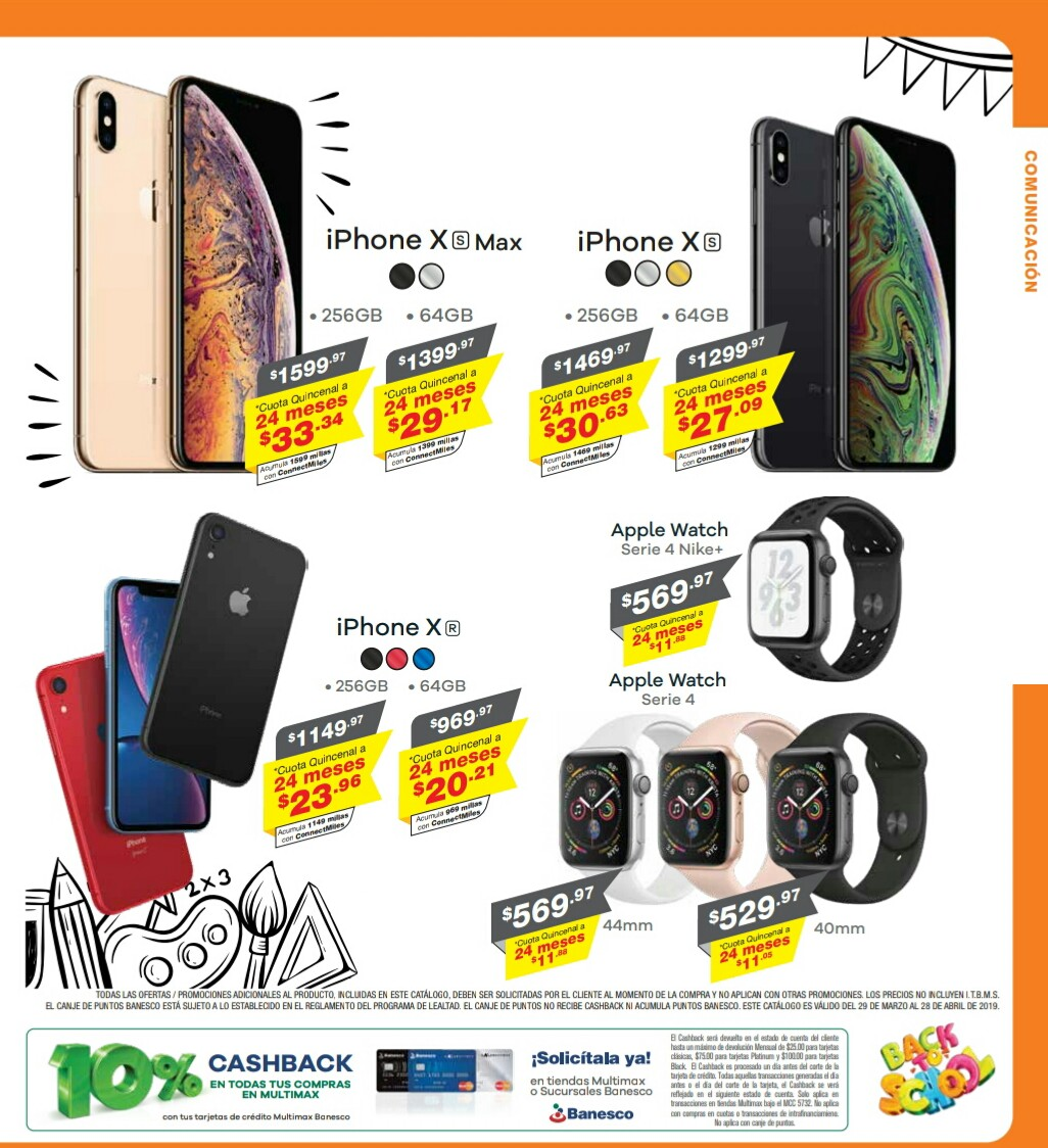 Catalogo Multimax Abril 2019 pagina 21
