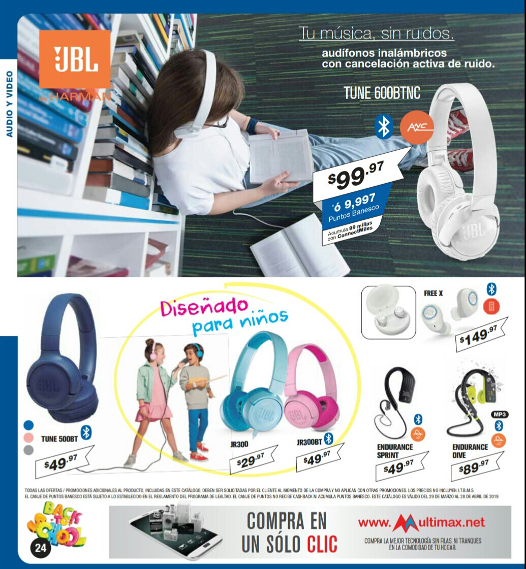 Catalogo Multimax Abril 2019 pagina 24