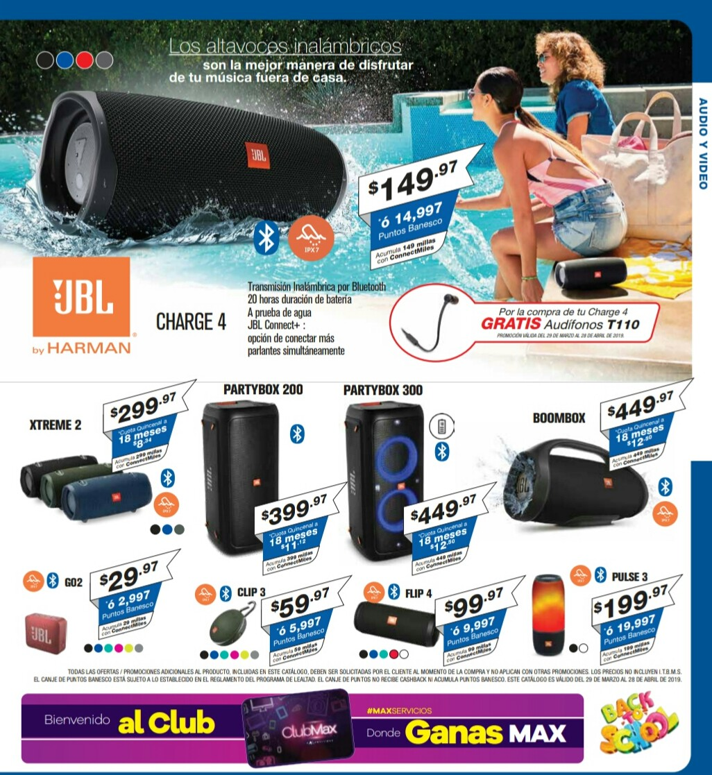 Catalogo Multimax Abril 2019 pagina 25
