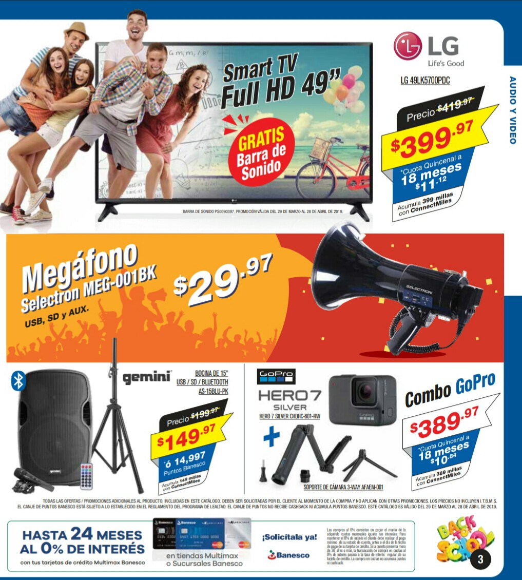 Catalogo Multimax Abril 2019 pagina 3
