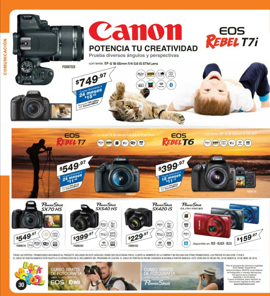 Catalogo Multimax Abril 2019 pagina 30