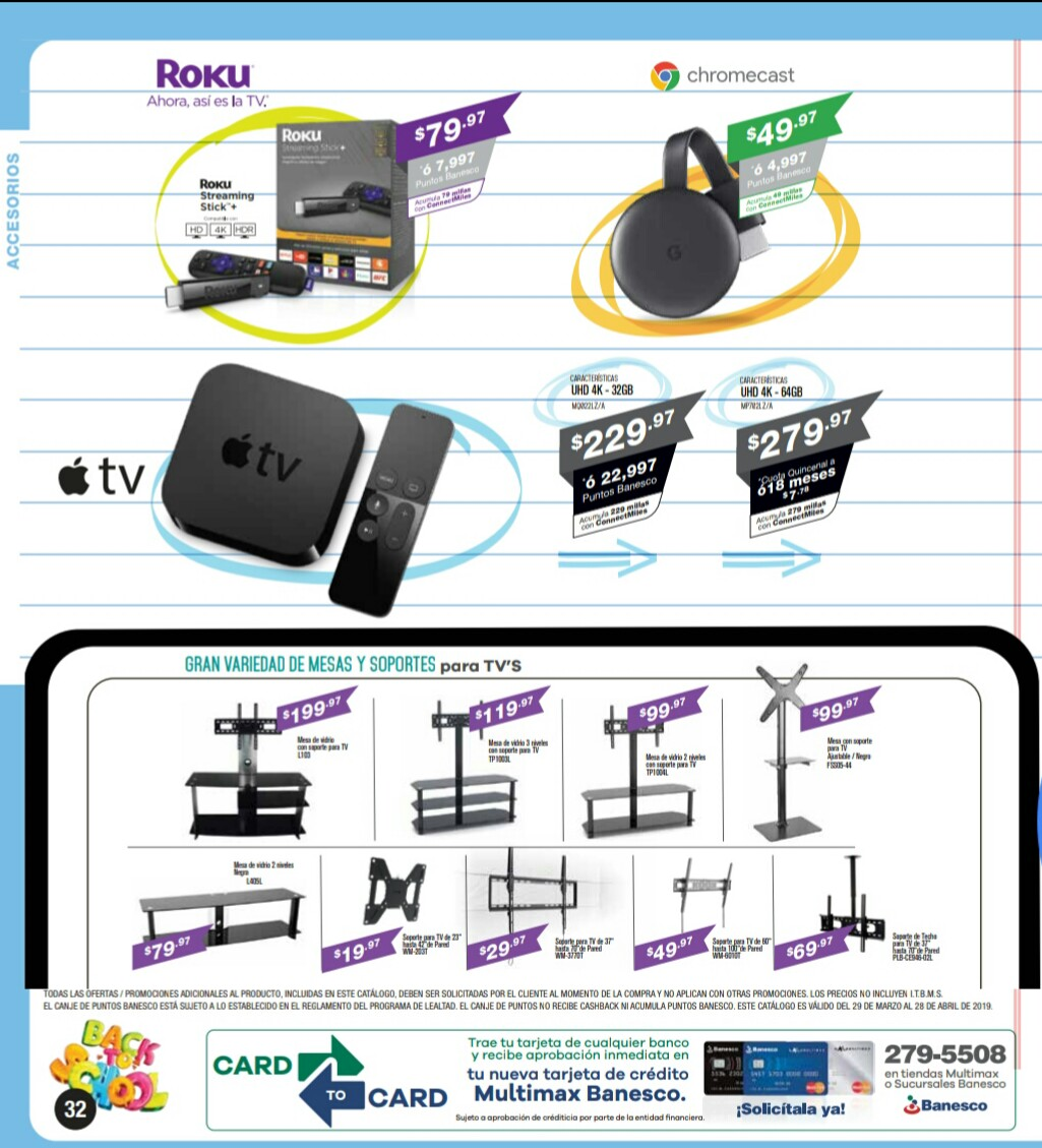 Catalogo Multimax Abril 2019 pagina 32