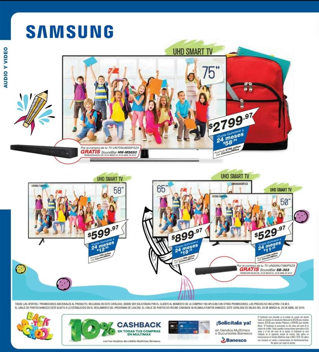Catalogo Multimax Abril 2019 pagina 36