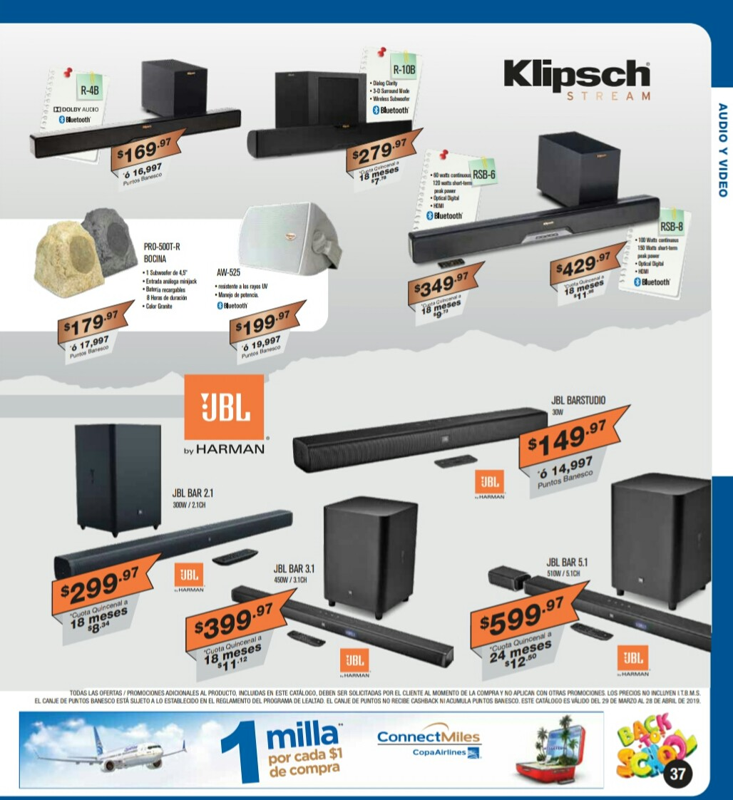 Catalogo Multimax Abril 2019 pagina 37
