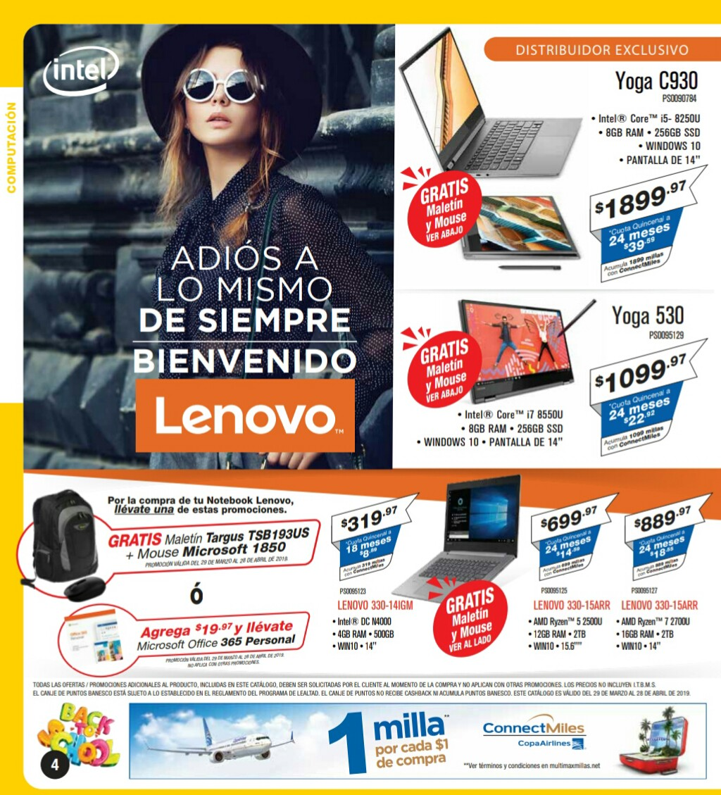 Catalogo Multimax Abril 2019 pagina 4