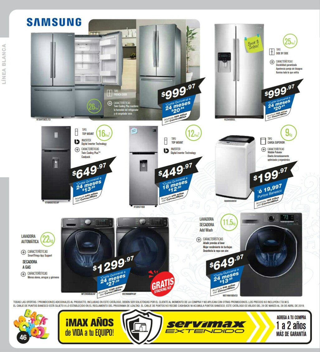 Catalogo Multimax Abril 2019 pagina 46