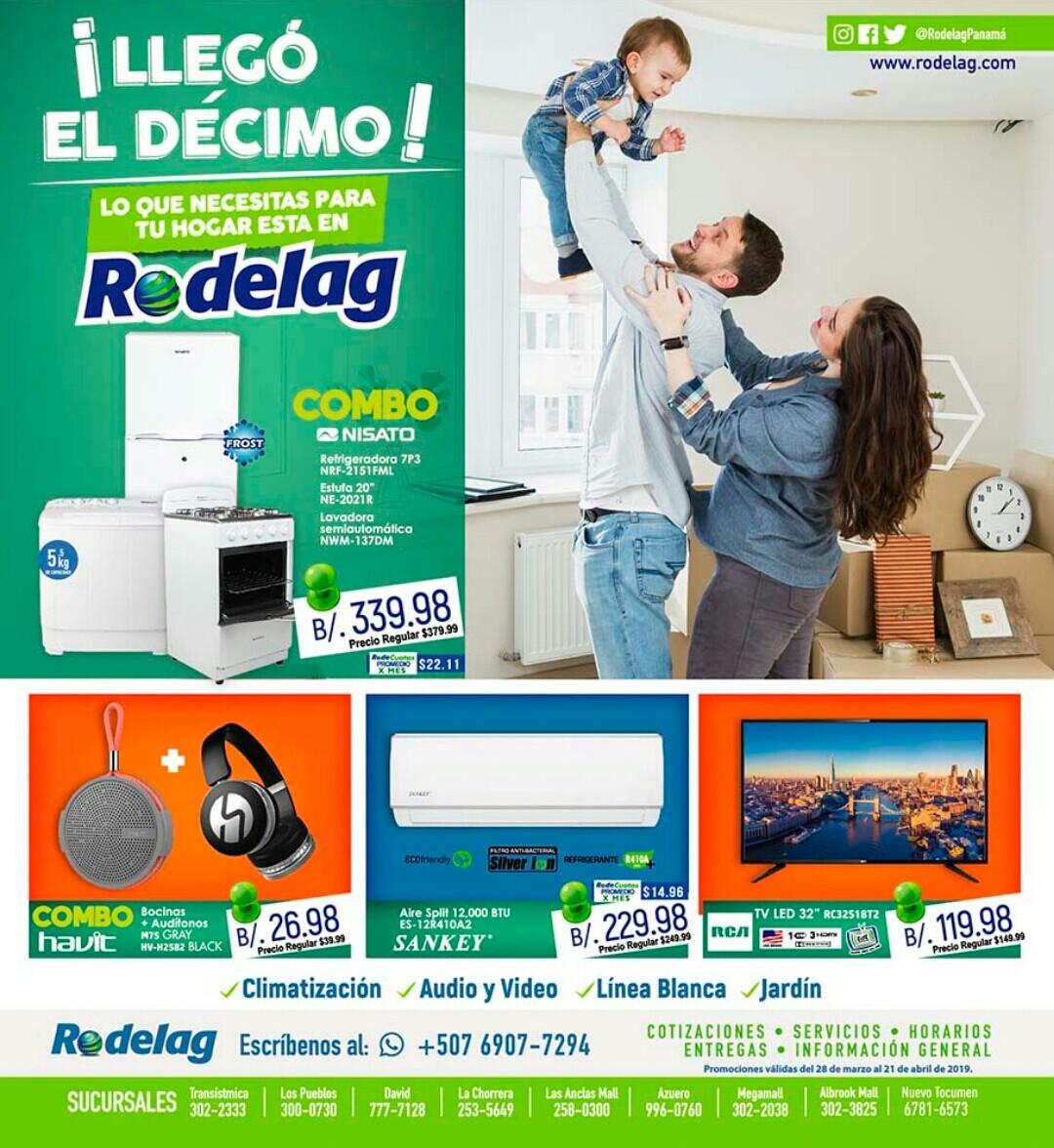 Catalogo Rodelag Abril 2019 pagina 1