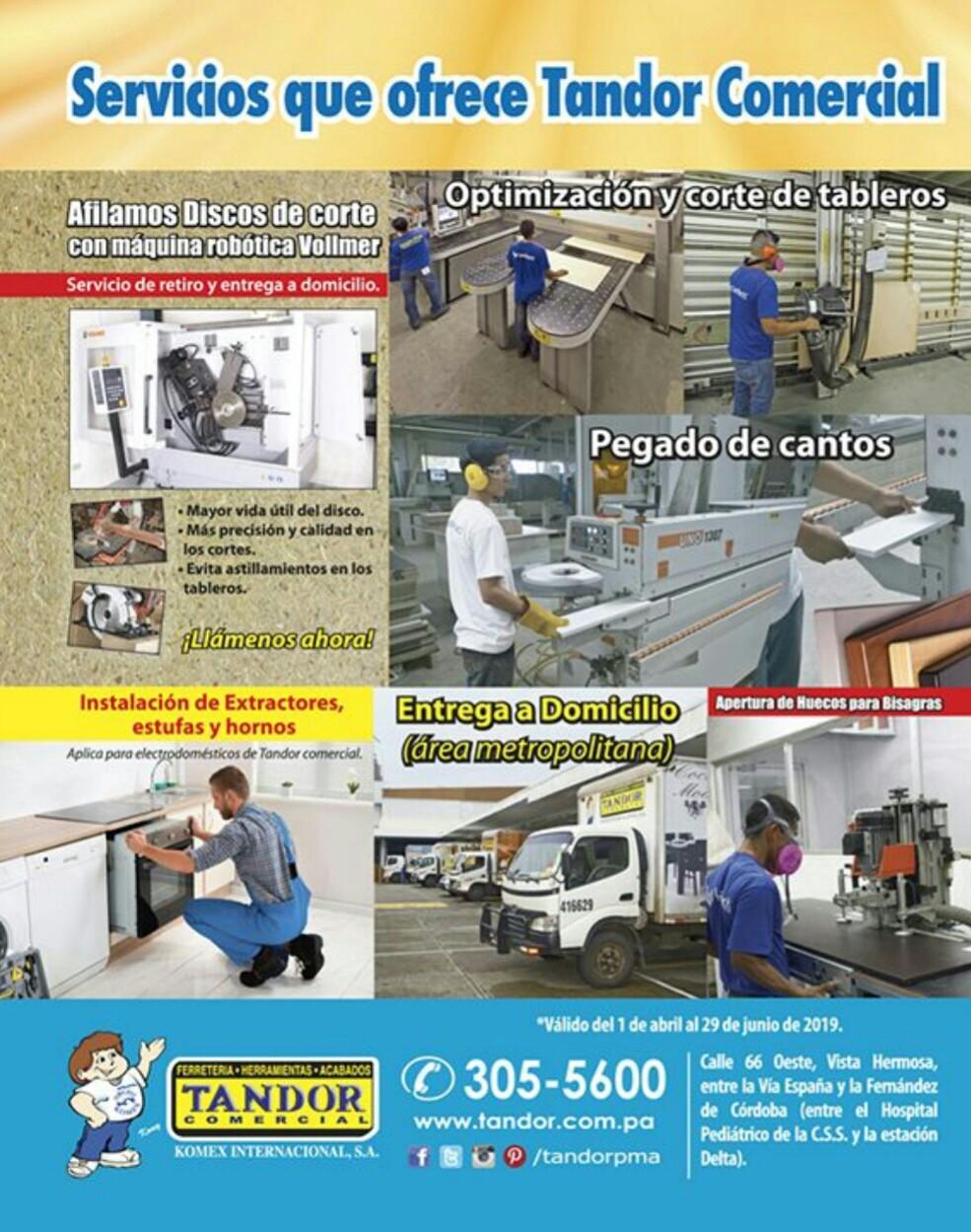 Catalogo Tandor Abril 2019 pagina 24