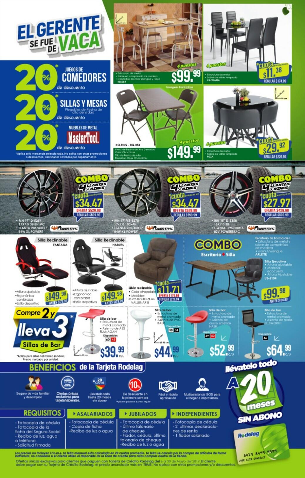 Catalogo Rodelag Mayo 2019 pagina 4