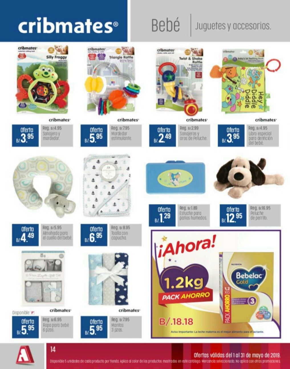 Catalogo farmacia arrocha mayo 2019 p14