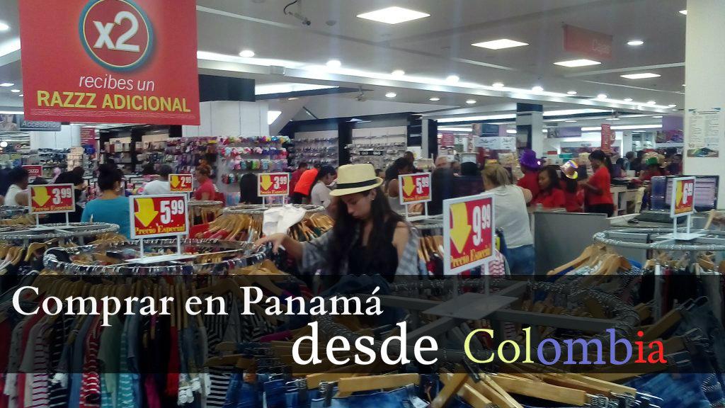 comprar en panamá desde colombia