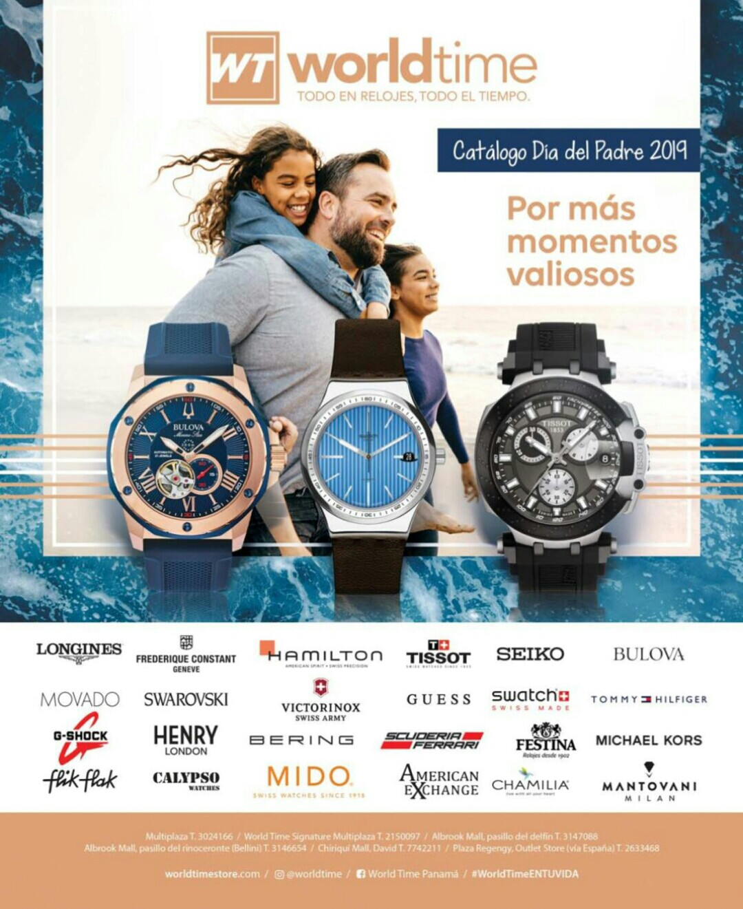 Catalogo World Time Junio de 2019 p1