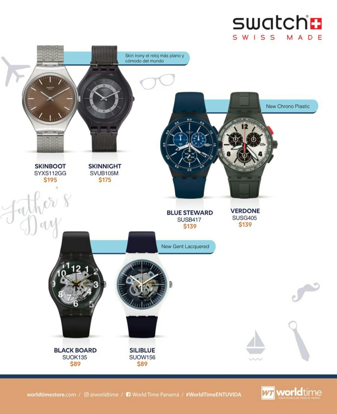 Catalogo World Time Junio de 2019 p15