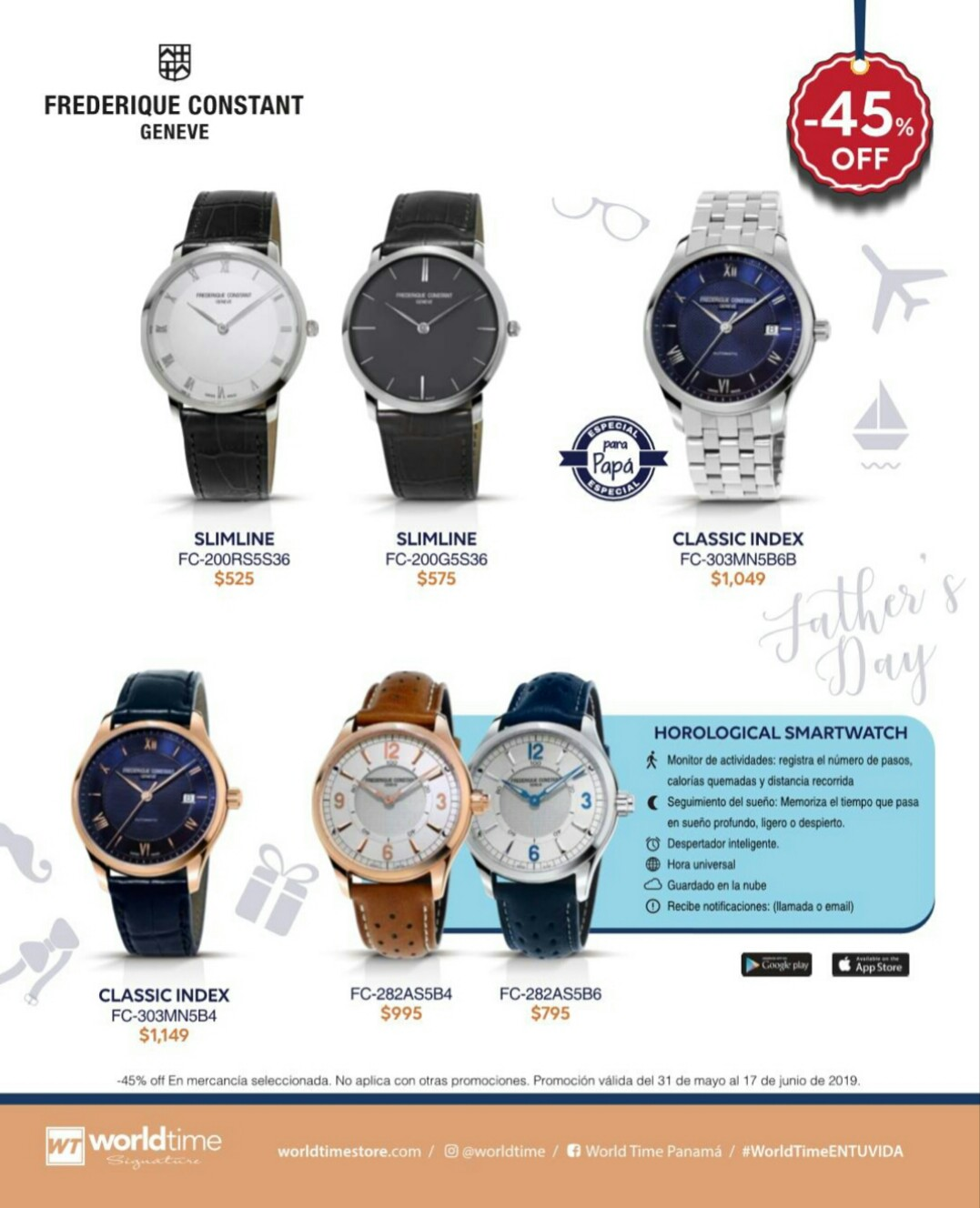 Catalogo World Time Junio de 2019 p2