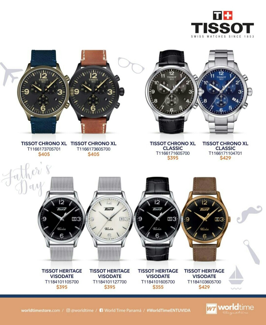 Catalogo World Time Junio de 2019 p7