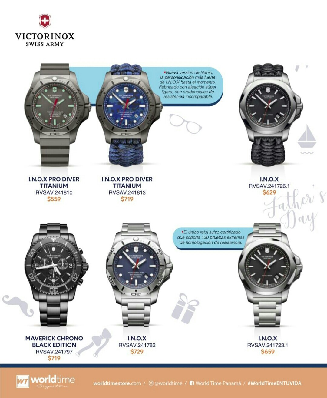 Catalogo World Time Junio de 2019 p8