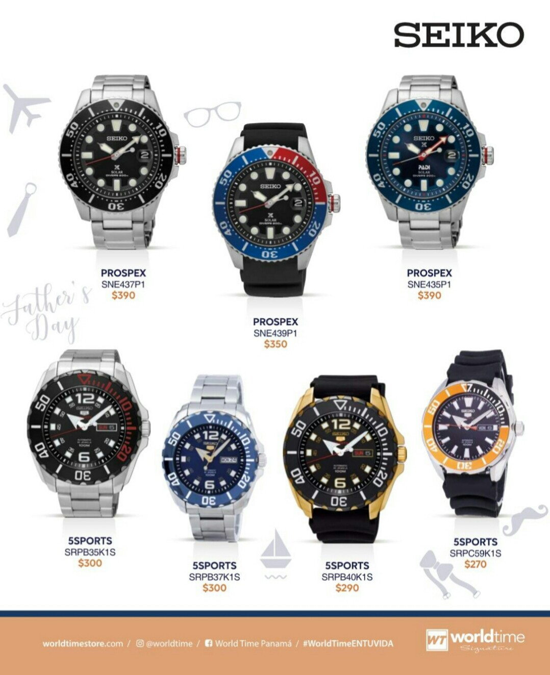 Catalogo World Time Junio de 2019 p9