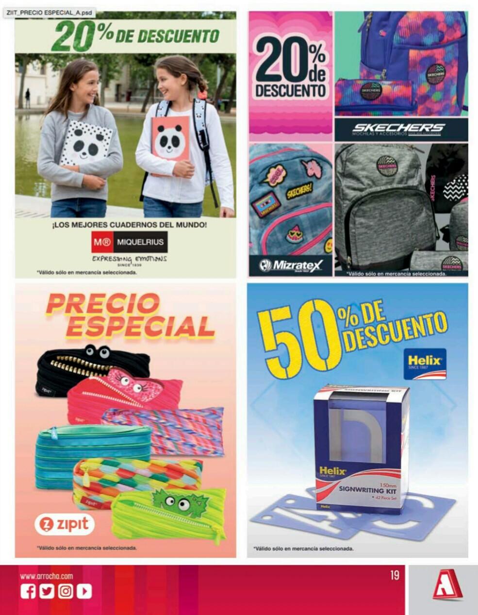 Catalogo farmacias arrocha Julio año 2019 p19