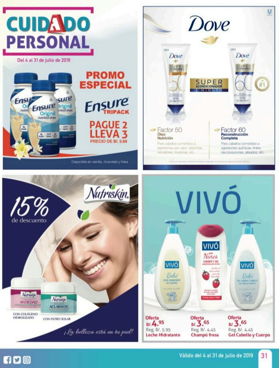 Catalogo farmacias arrocha Julio año 2019 p31