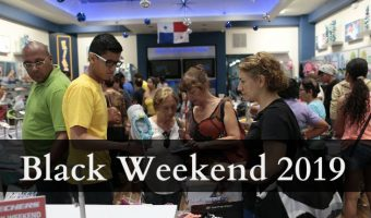 black weekend Panamá 2019