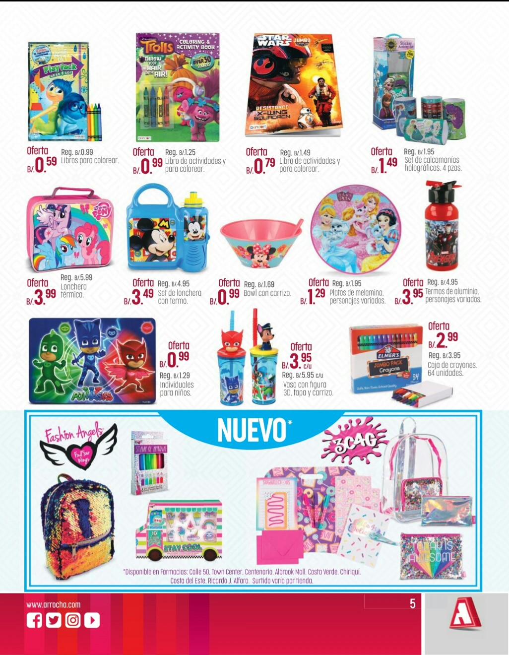 Catalogo Arrocha Agosto 2019 p5