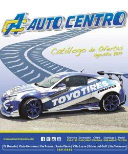 Catalogo Autocentro agosto 2019 p1