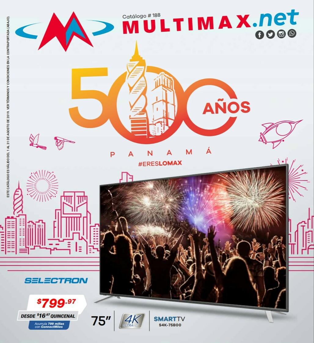 Catalogo Multimax agosto 2019 p1