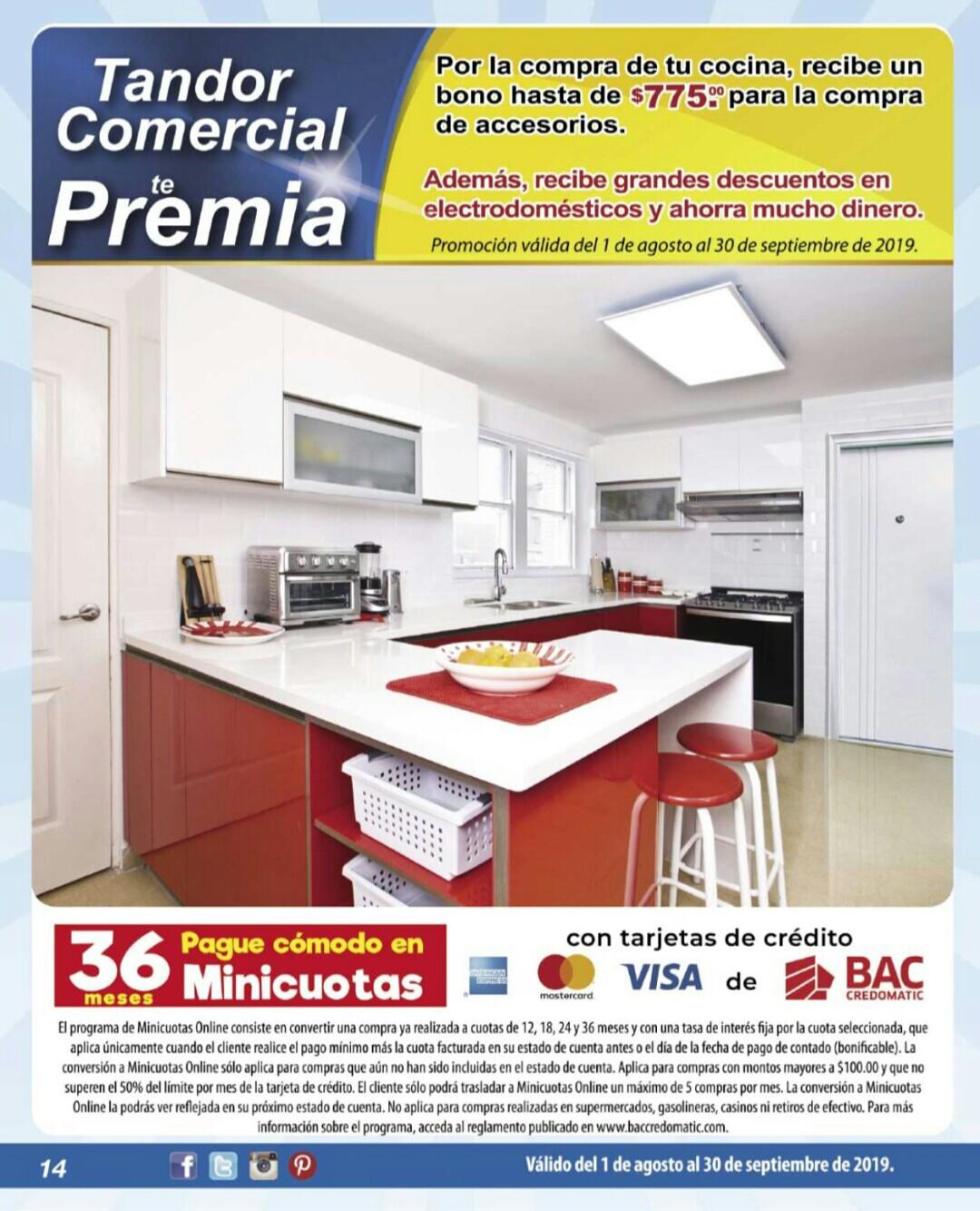 Catalogo Tandor agosto septiembre 2019 p14