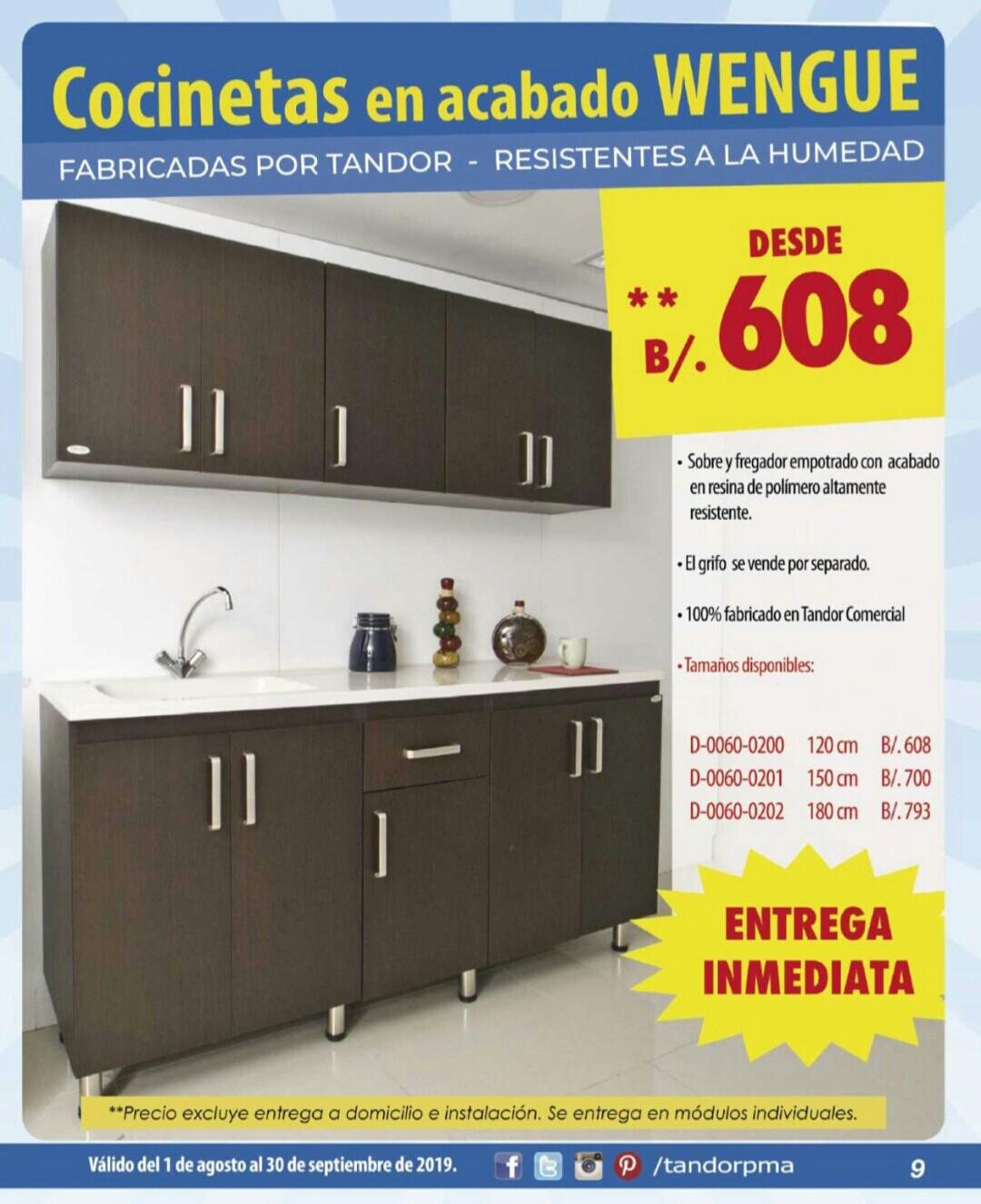 Catalogo Tandor agosto septiembre 2019 p9