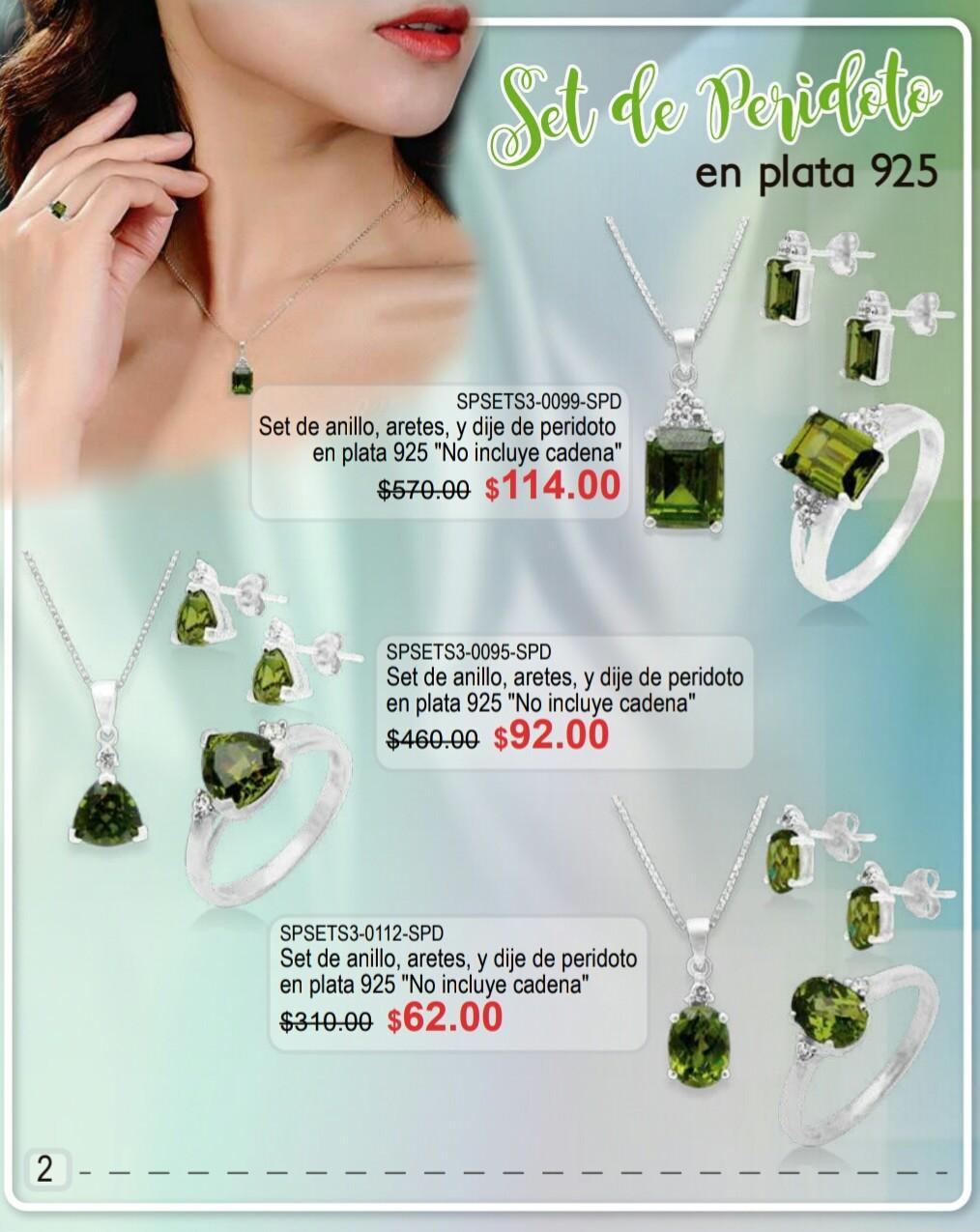 Catalogo de prendas DG Joyeros Agosto 2019 p2
