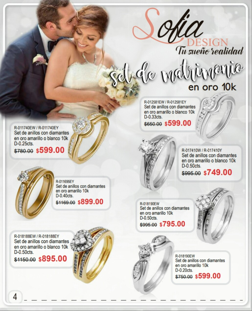 Catalogo de prendas DG Joyeros Agosto 2019 p4