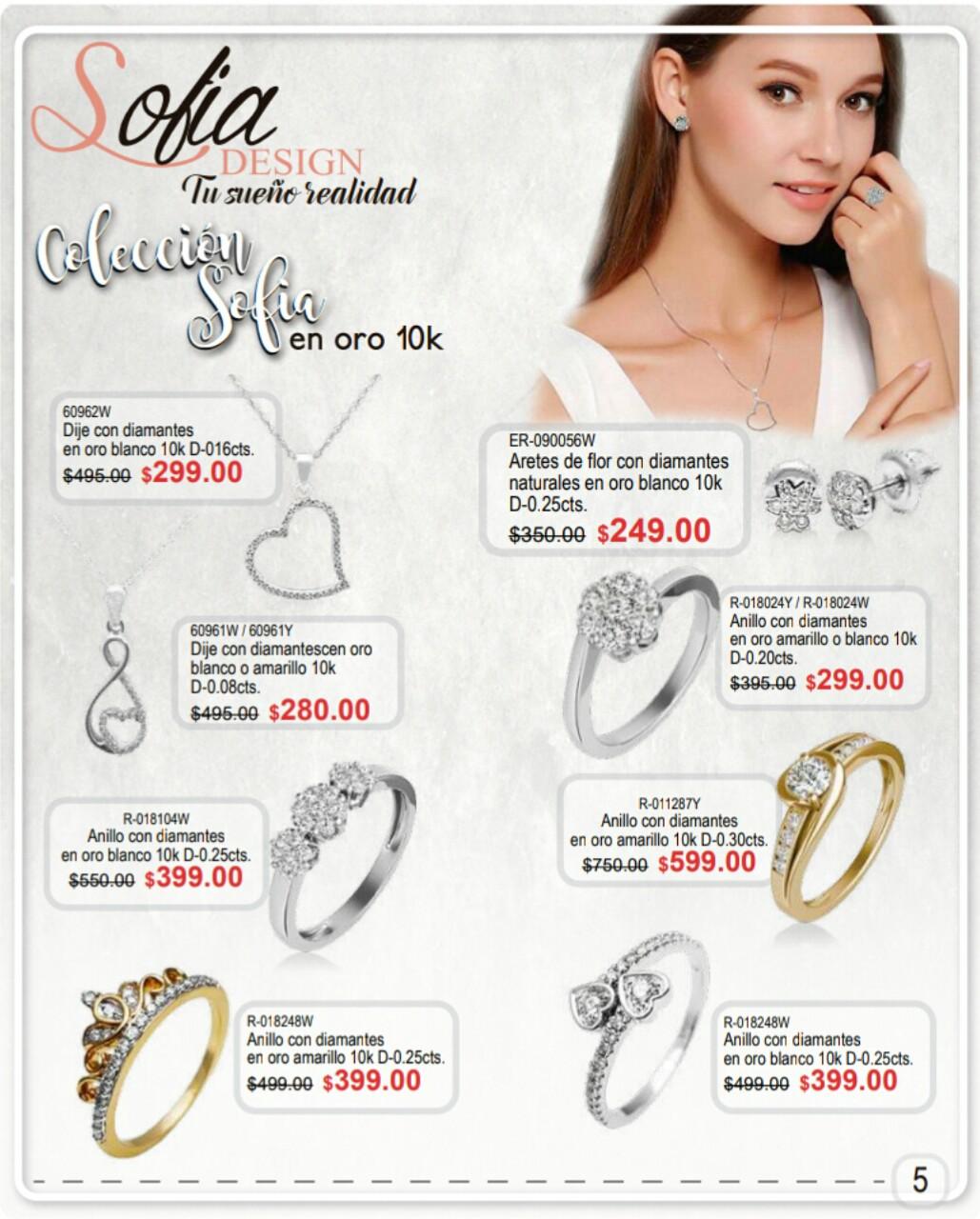 Catalogo de prendas DG Joyeros Agosto 2019 p5