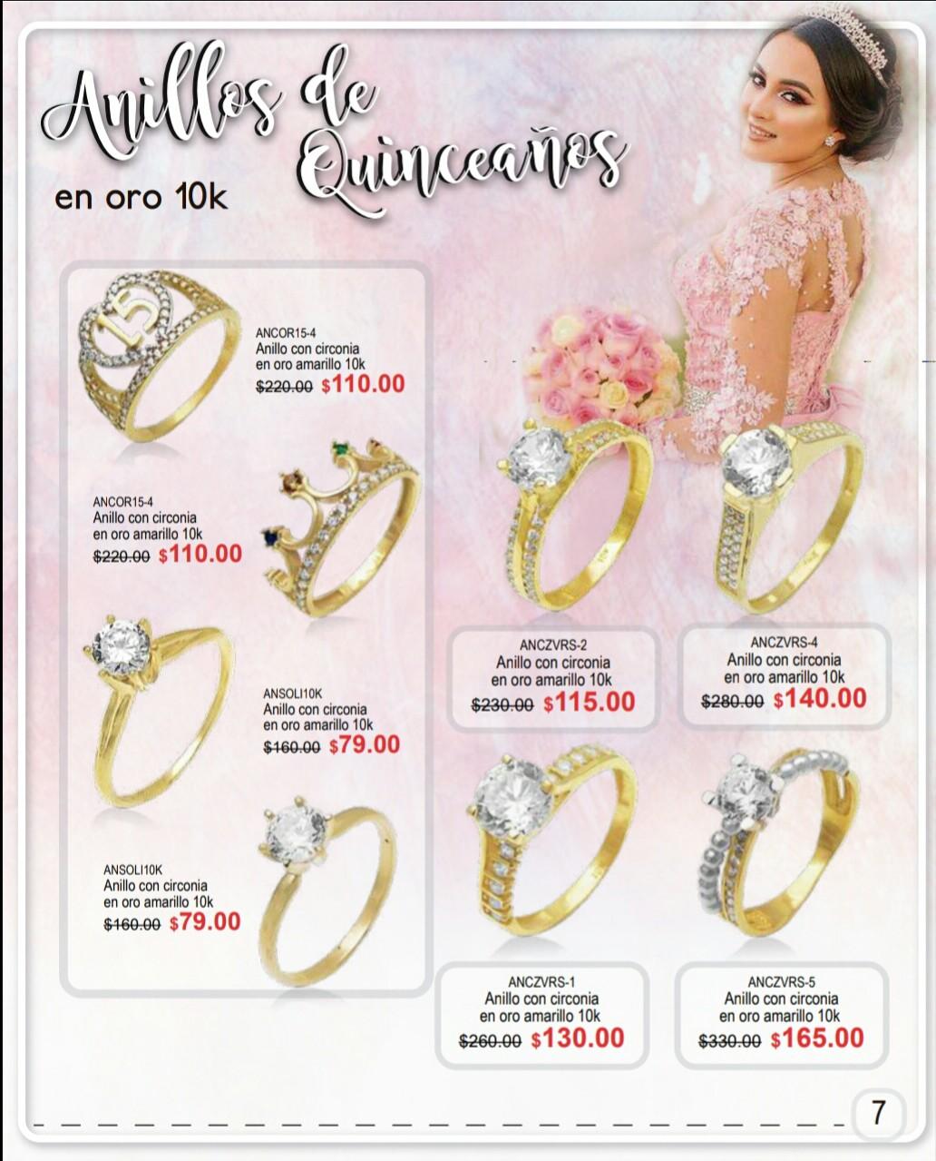 Catalogo de prendas DG Joyeros Agosto 2019 p7