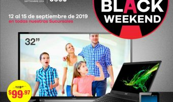 Catalogo Multimax Black Weekend 2019 p1