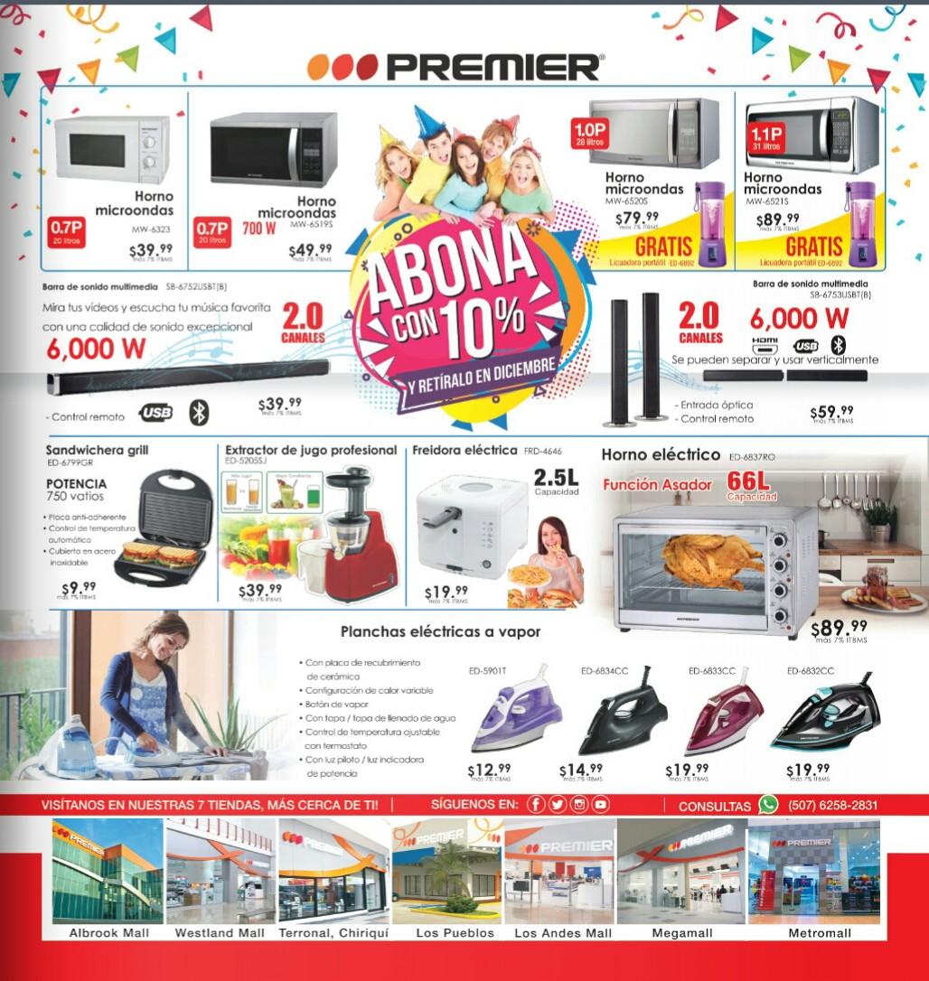 Catálogo Premier Octubre 2019 p8