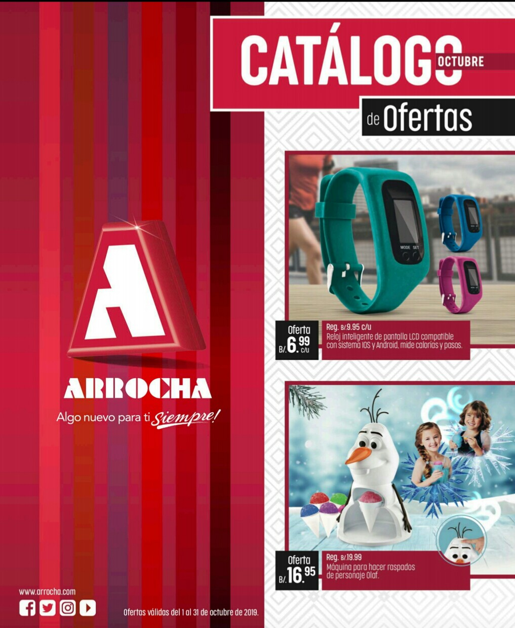 Catalogo Arrocha Octubre 2019 p1