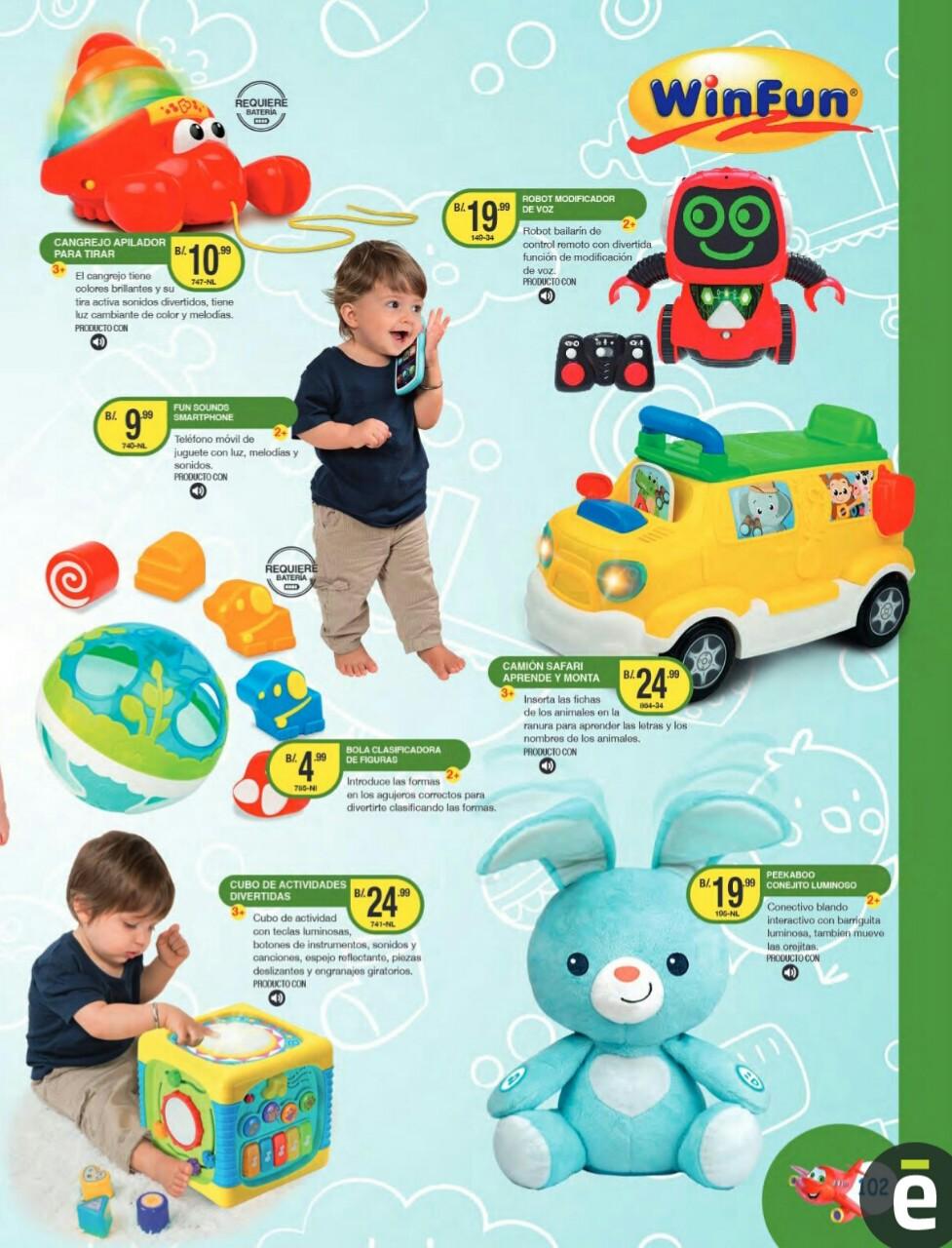 Catalogo juguetes Titan Toys 2019 p102