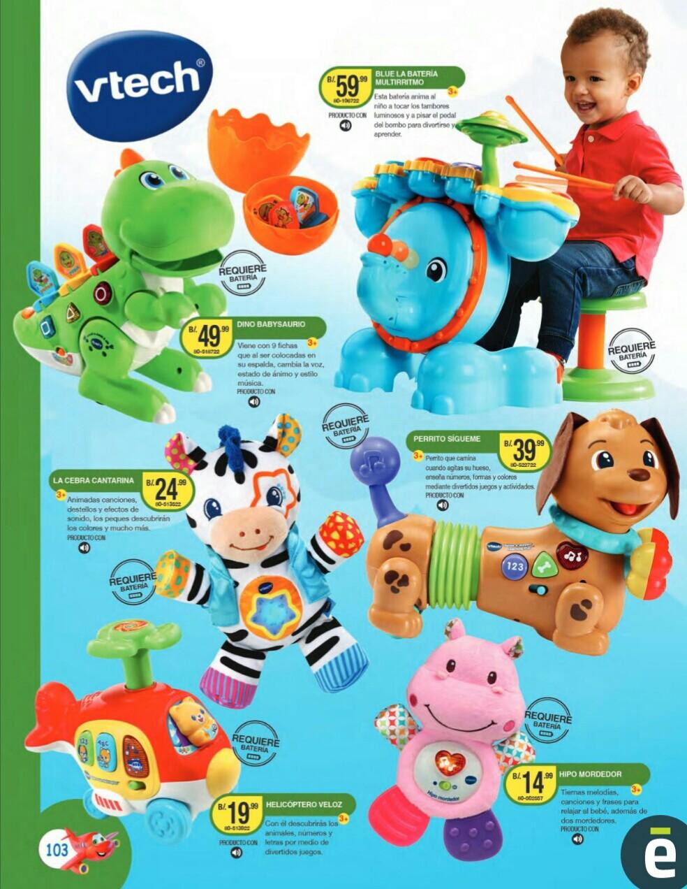 Catalogo juguetes Titan Toys 2019 p103