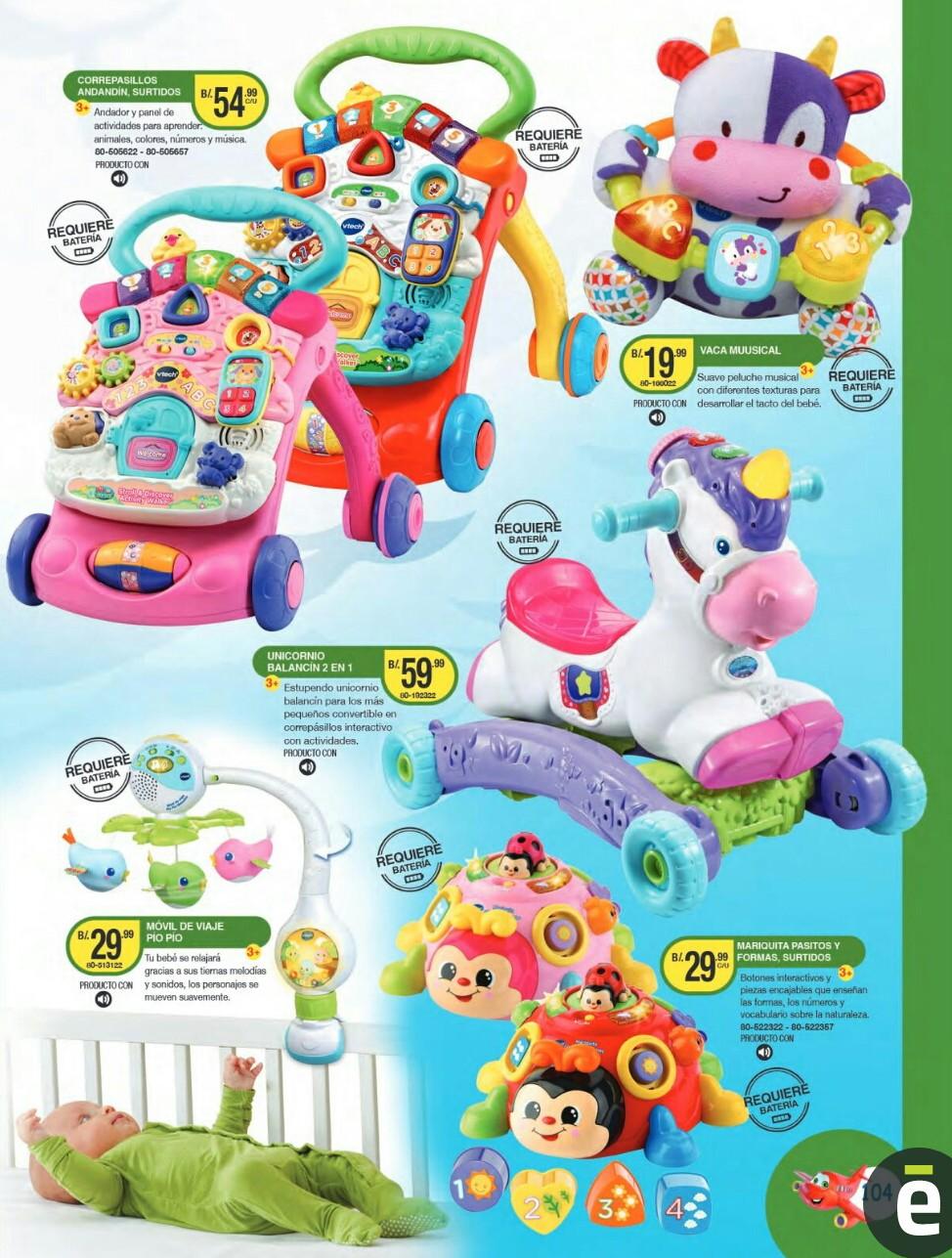Catalogo juguetes Titan Toys 2019 p104
