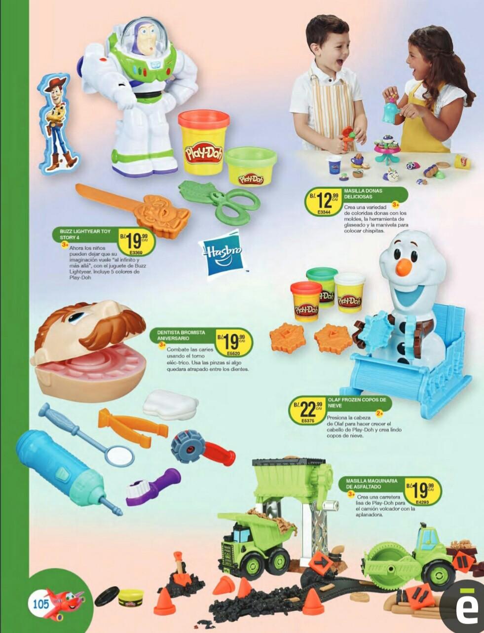 Catalogo juguetes Titan Toys 2019 p105