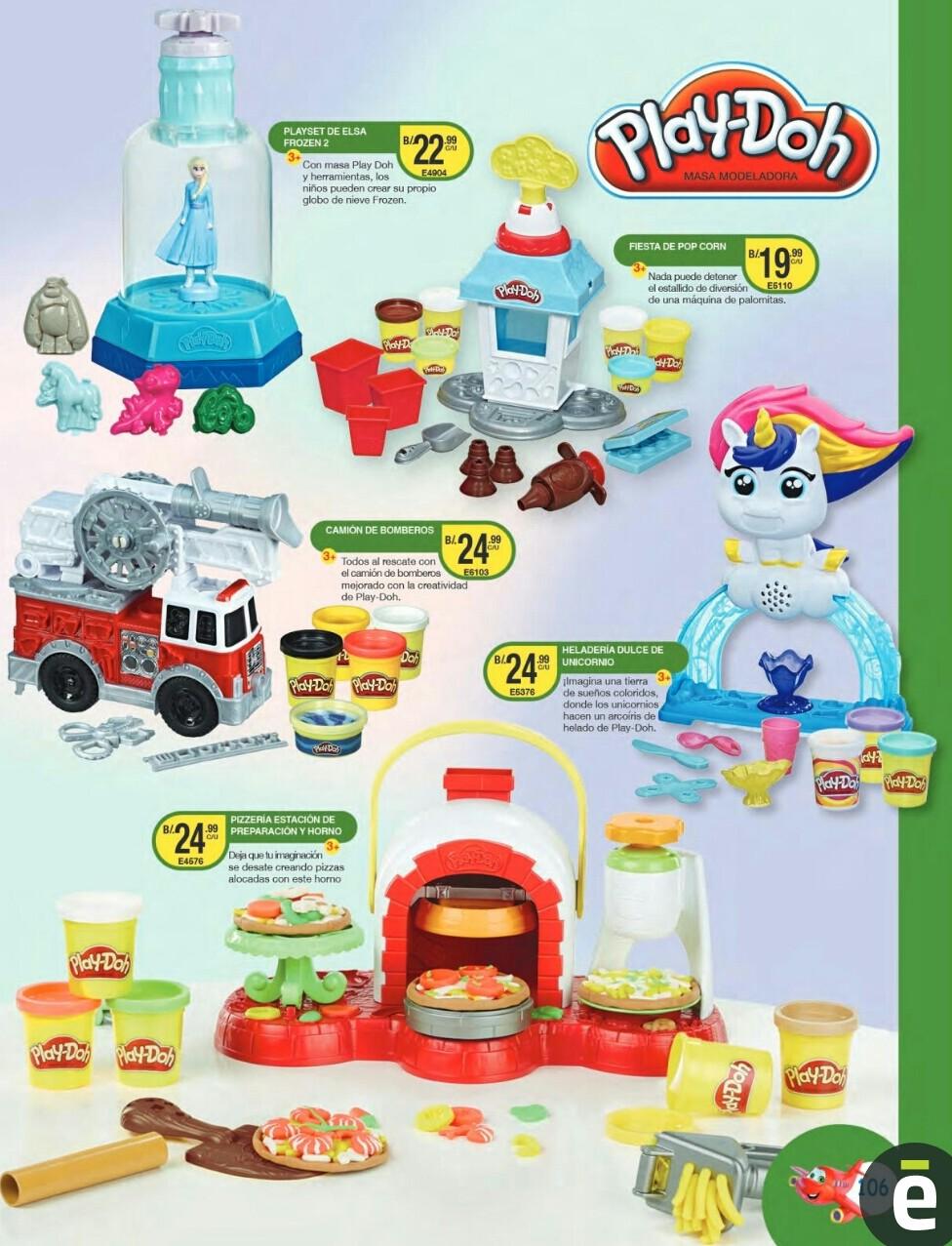Catalogo juguetes Titan Toys 2019 p106