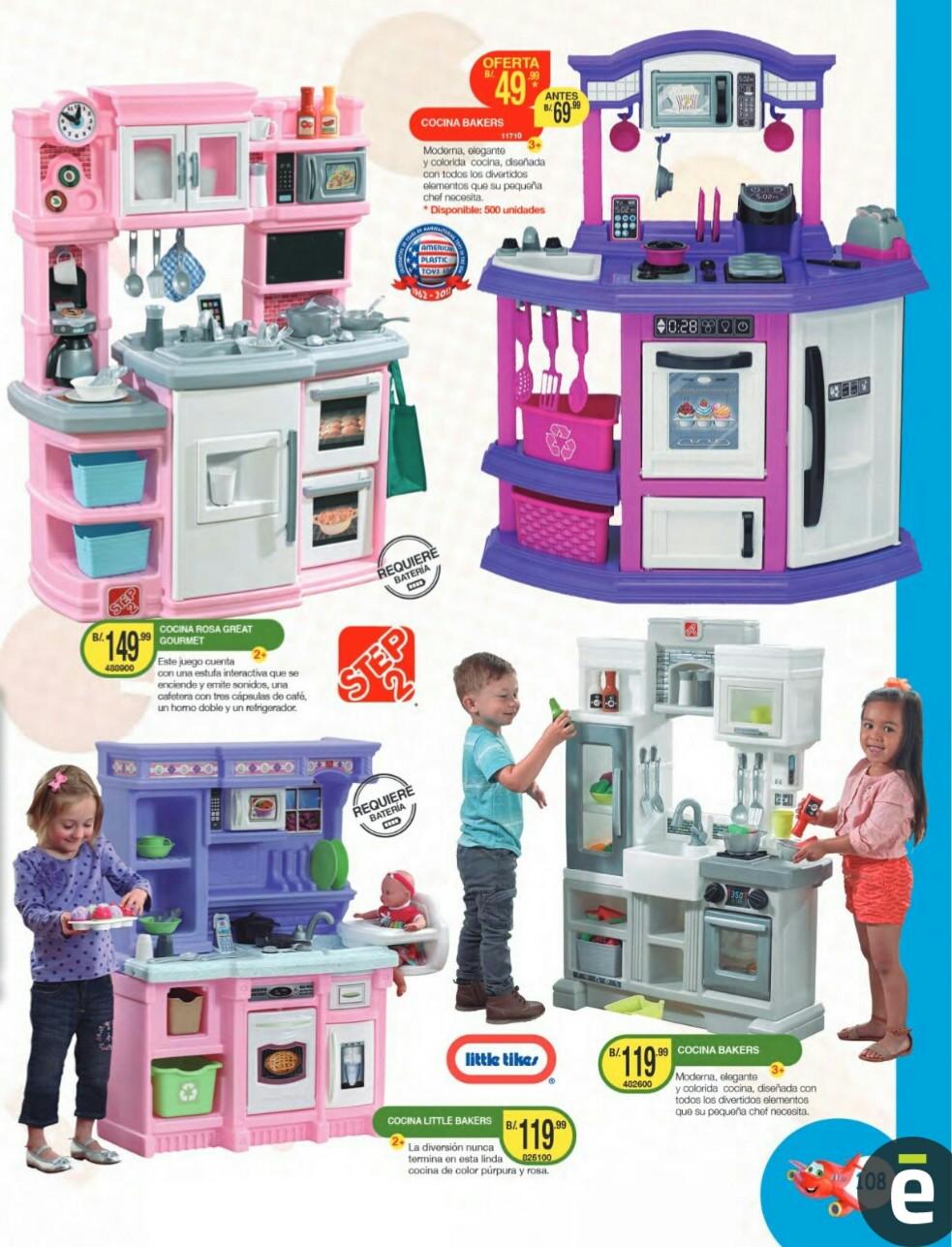 Catalogo juguetes Titan Toys 2019 p108