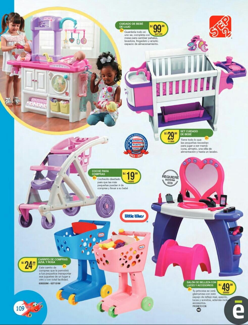 Catalogo juguetes Titan Toys 2019 p109