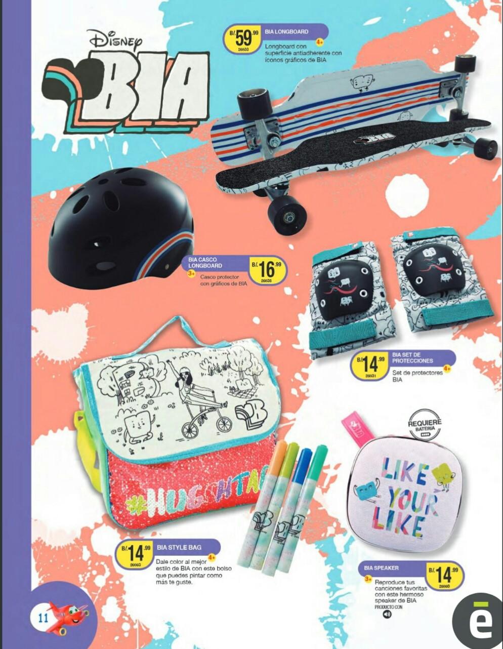 Catalogo juguetes Titan Toys 2019 p11