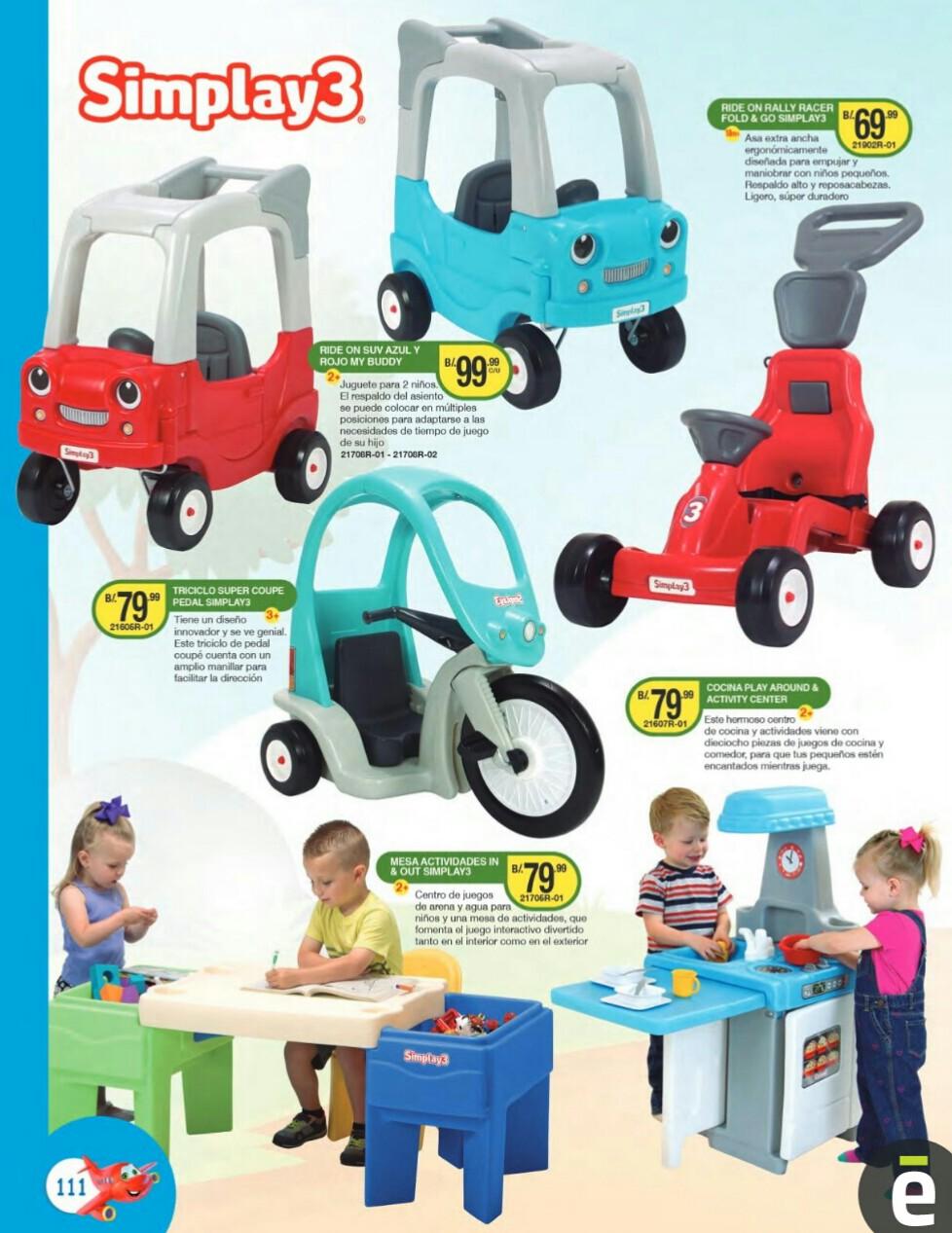 Catalogo juguetes Titan Toys 2019 p111