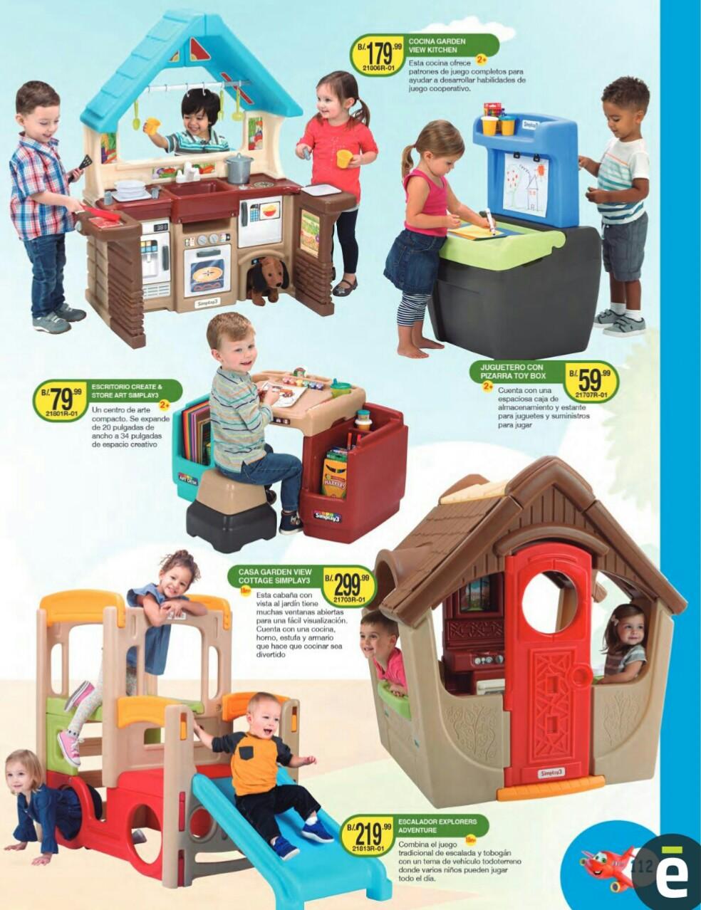 Catalogo juguetes Titan Toys 2019 p112