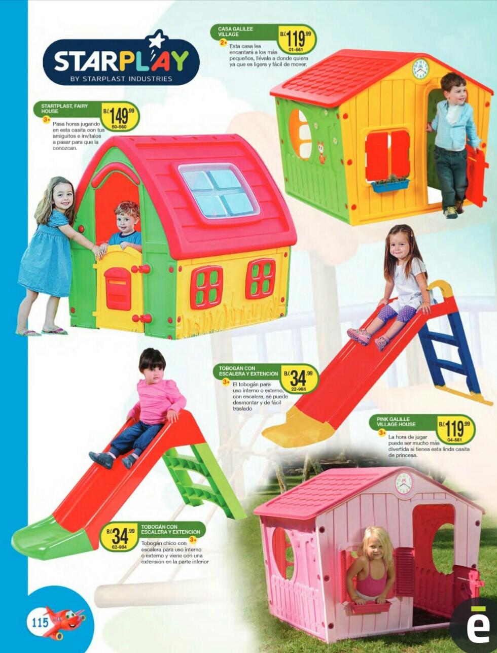 Catalogo juguetes Titan Toys 2019 p115