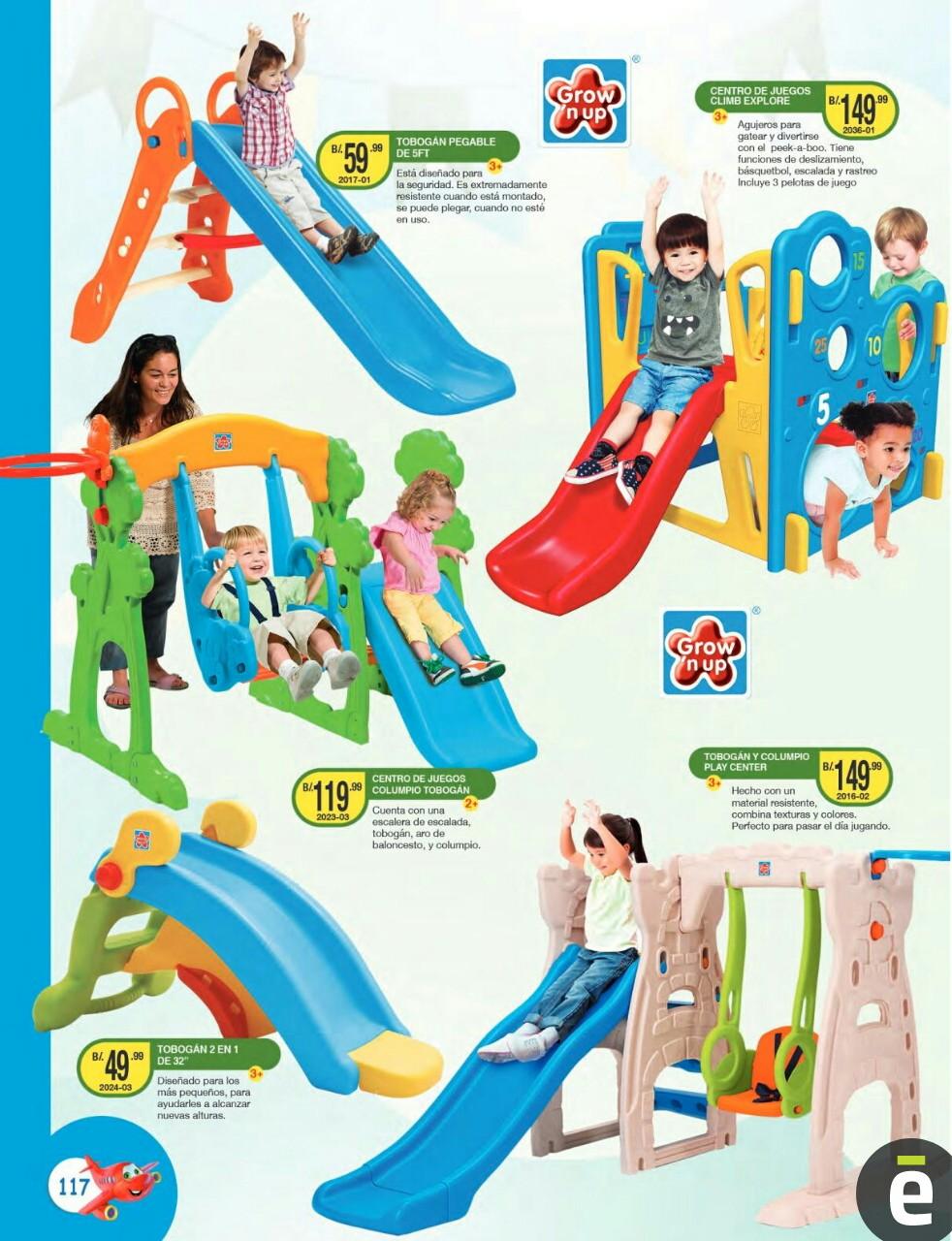 Catalogo juguetes Titan Toys 2019 p117